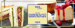 Brunch Dome