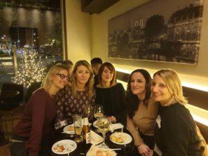 Aperitivo Cafe de Paris