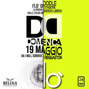 Apertura Domenica 19 Maggio Flò Firenze