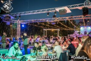 Apertura Hidron Campi Bisenzio Firenze 2020