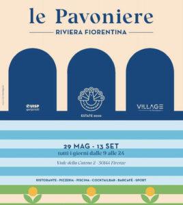 Apertura Le Pavoniere Firenze 2020