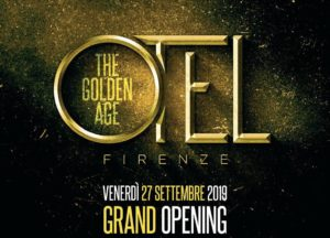 Apertura Otel Firenze 2019