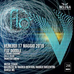 Apertura Venerdì 17 Maggio 2019 Flò Firenze