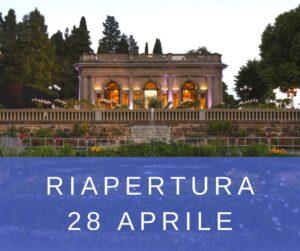 Apertura estiva 2021 La Loggia del Piazzale Michelangelo