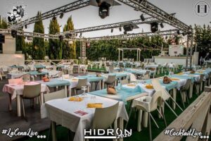 Cena Hidron Campi Bisenzio Firenze