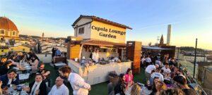 Cupola Lounge Garden