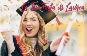 Festa di laurea Firenze