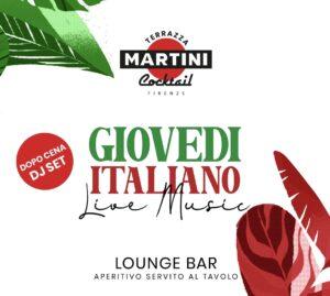 Giovedì Terrazza Martini