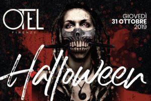Halloween Otel 2019 Firenze