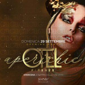 Inaugurazione Domenica Aperichic Otel