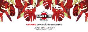 Inaugurazione Terrazza Martini 2020