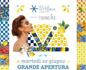 Inaugurazione Villa Vittoria 2021