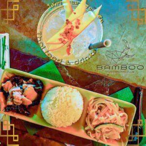 Menù Thai Bamboo