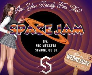 Mercoledì Space Jam