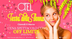 Otel Festa della Donna 8 Marzo