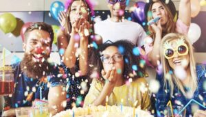Perché organizzare una festa