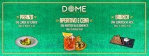 Programmazione Dome Firenze 2019