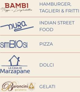 Street Food Villa Vittoria