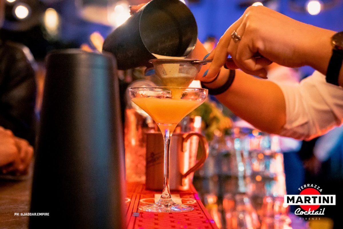 Terrazza Martini Cocktail Firenze Lounge E Club