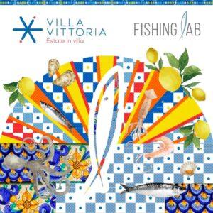 Villa Vittoria Fishing lab